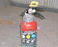 ボンベ類(消火器等)